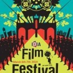 """A colourful poster saying """"IDIA Film Festival""""."""