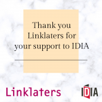 Thank you Linklaters for your support to IDIA